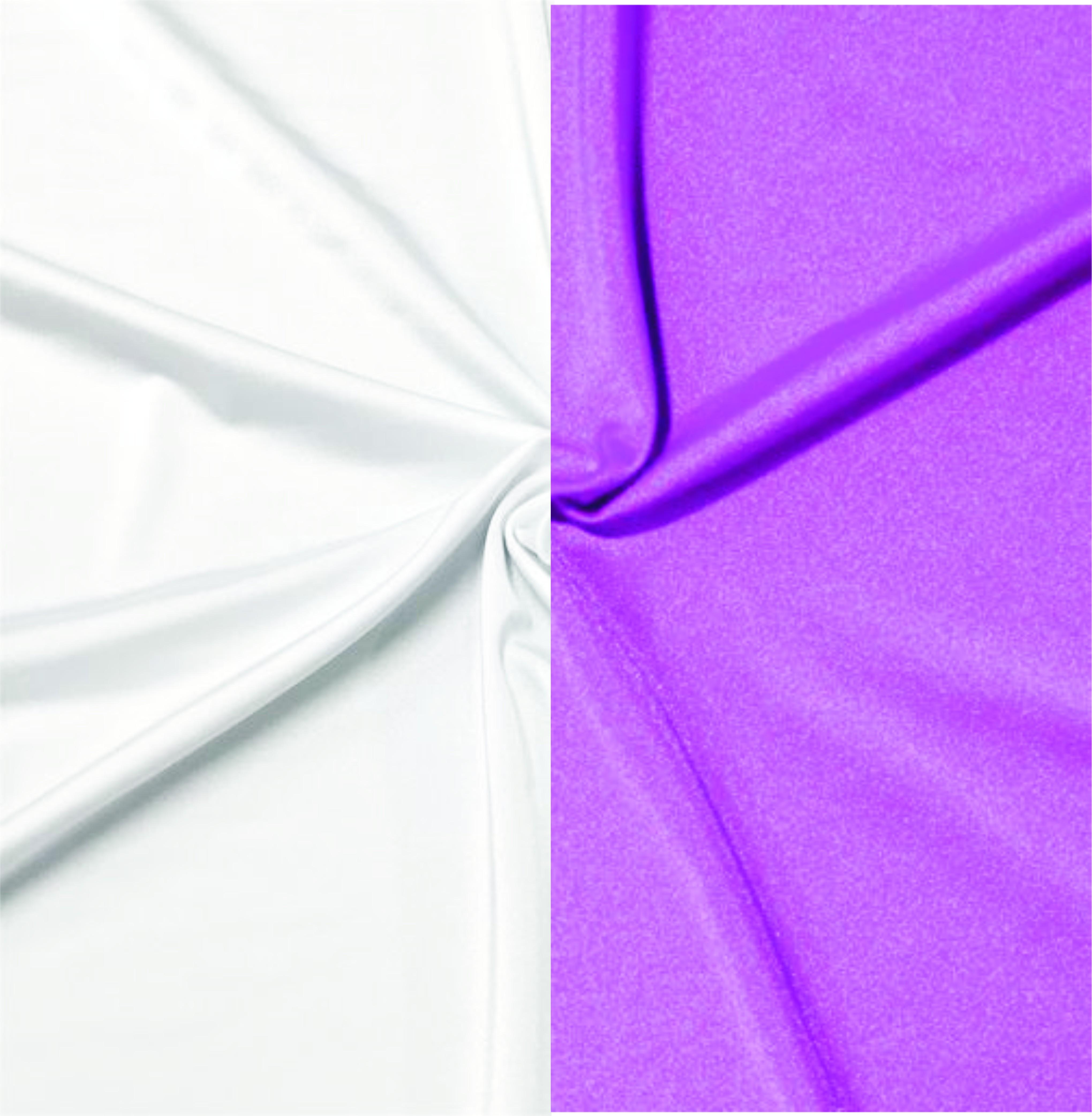 White & Lilac